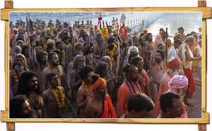 Festive Fervour During Ujjain Kumbh Mela