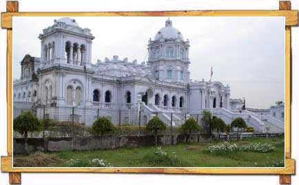 The Colossal Ujjayanta Palace Singing Melody of Yore