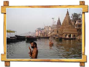 Bathing Ghat of Varanasi