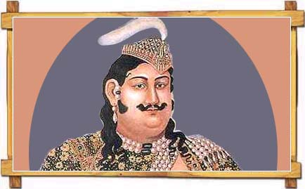 The Famous Nawab of Awadh - Wazid Ali Shah