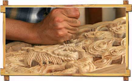 Wood Craft of Himachal